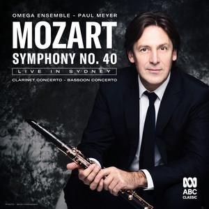 Mozart: Symphony No. 40 / Clarinet Concerto / Bassoon Concerto (Live) Albümü