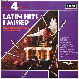 Latin Hits I Missed album