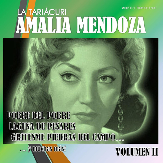Amalia Mendoza, Vol. 2