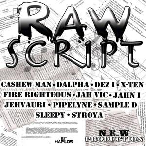 Raw Script Riddim Albumcover
