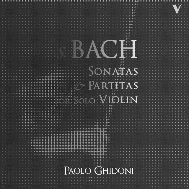 J.S. Bach: Sonatas & Partitas for Solo Violin Albumcover