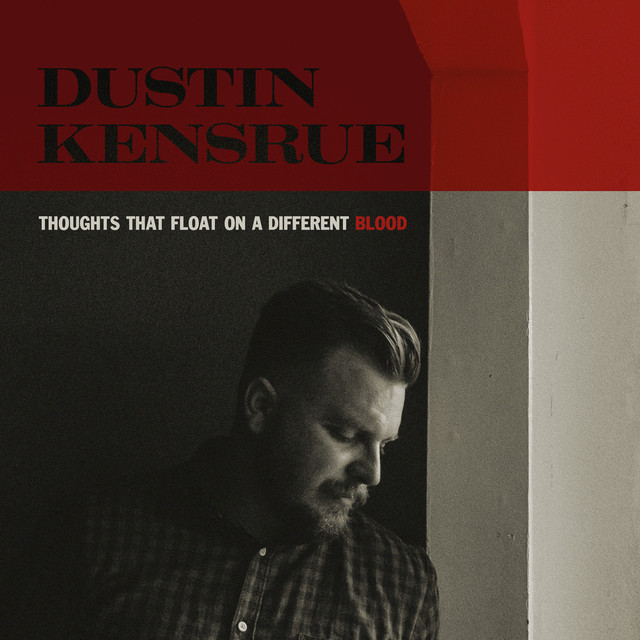 Album cover for Thoughts That Float On A Different Blood by Dustin Kensrue