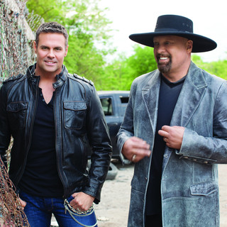 Montgomery Gentry Lonely & Gone cover