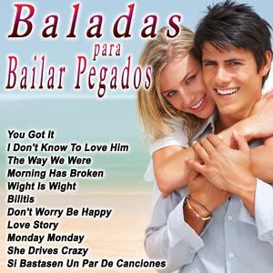 Baladas Para Bailar Pegados Albumcover