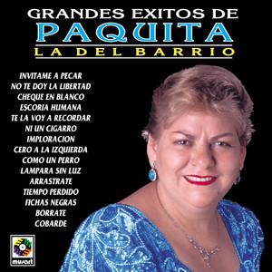 Grandes exitos de Paquita la del Barrio album