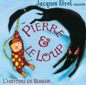 Raconte Pierre Et Le Loup Albumcover