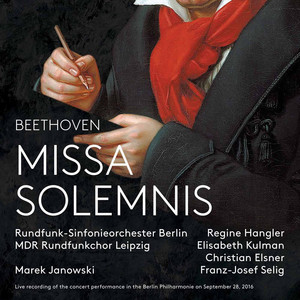 Beethoven: Missa solemnis, Op. 123 (Live) Albümü