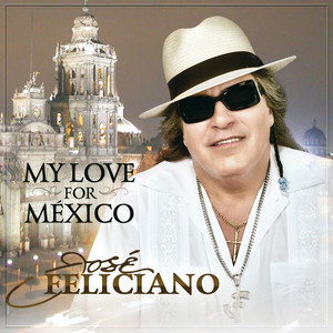 My Love For México Albumcover