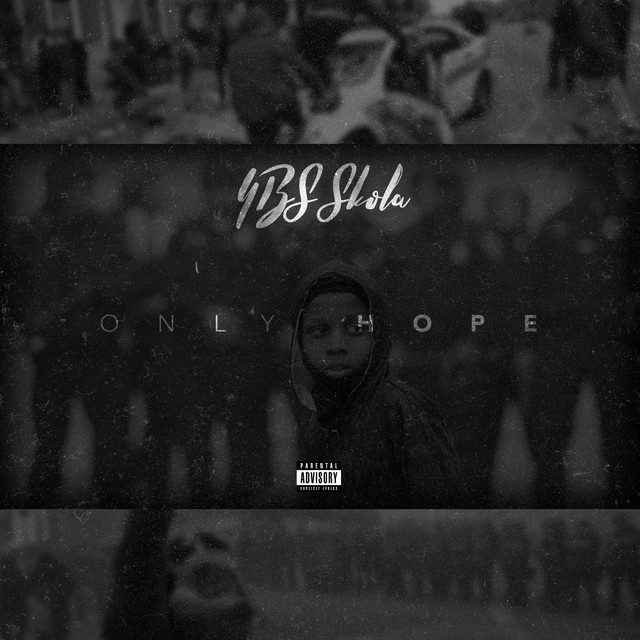 Album cover for Only Hope by Ybs Skola