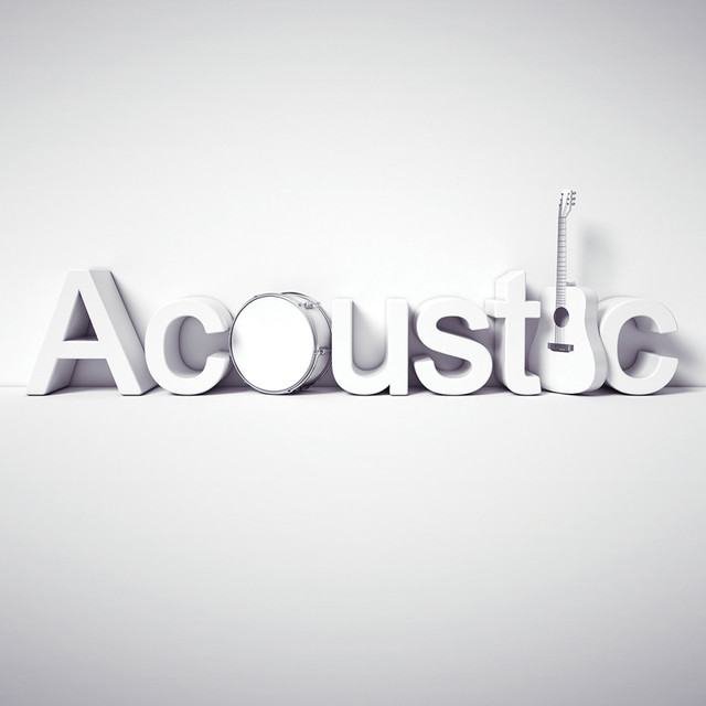 Album cover for Acoustic by Various Artists