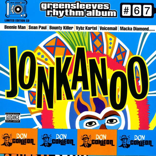 Various Artists Jonkanoo album cover