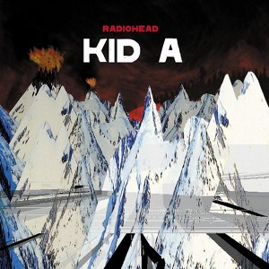 Kid A Albumcover