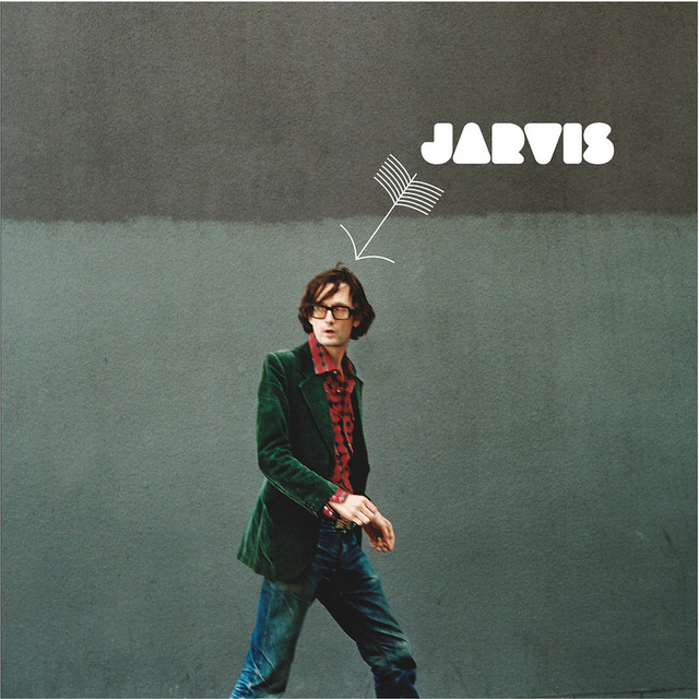 Album cover for Jarvis by Jarvis Cocker