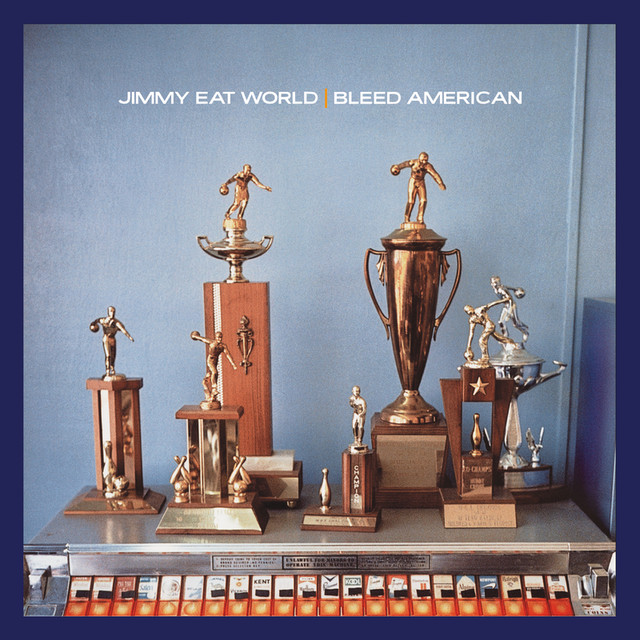 The Middle, a song by Jimmy Eat World on Spotify
