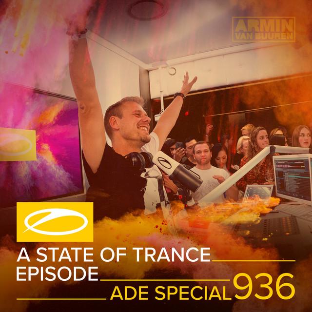 Album cover for ASOT 936 - A State Of Trance Episode 936 (ADE Special) by Armin van Buuren, Armin van Buuren ASOT Radio