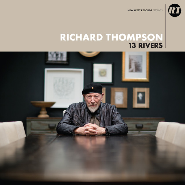 Album cover for 13 Rivers by Richard Thompson