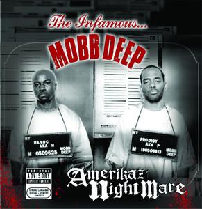Amerikaz Nightmare Albumcover