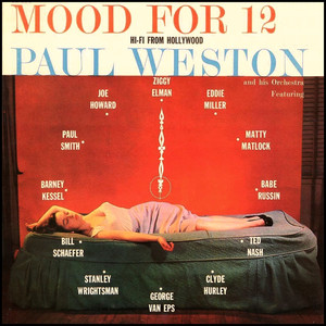 Paul Weston feat. Babe Russin, Paul Weston, Babe Russin It's the Talk of the Town cover