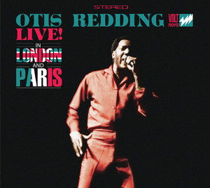 Live in London And Paris Albumcover