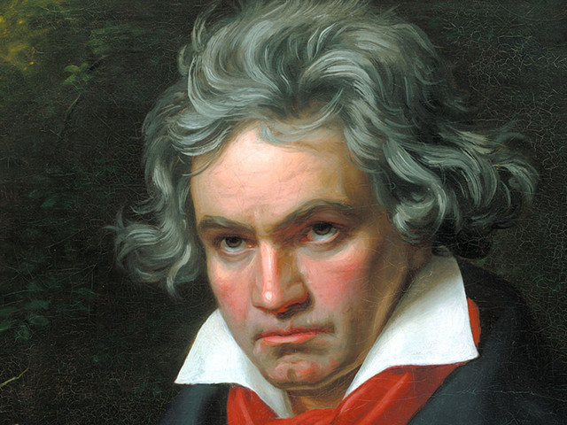 Photo Ludwig van Beethoven