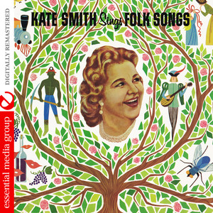 Kate Smith, Bill Stegmeyer and his Orchestra Scarlet Ribbons cover
