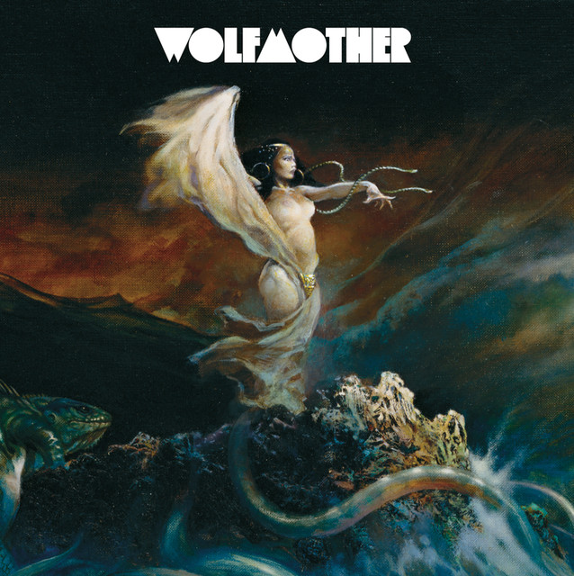 Album cover for Wolfmother by Wolfmother
