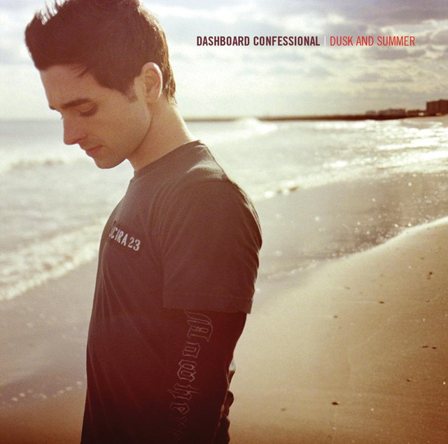 Image result for dashboard confessional so long sweet summer
