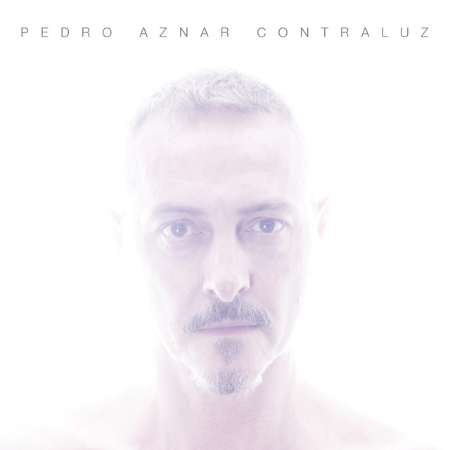 Album cover for Contraluz by Pedro Aznar