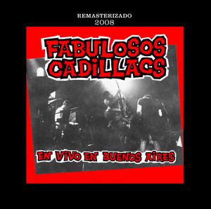 En Vivo En Buenos Aires Albumcover