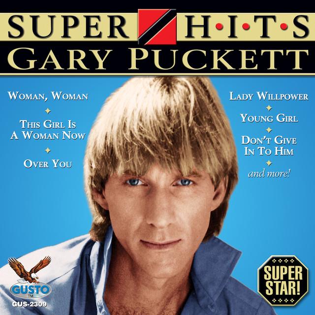 Gary Puckett Super Hits album cover