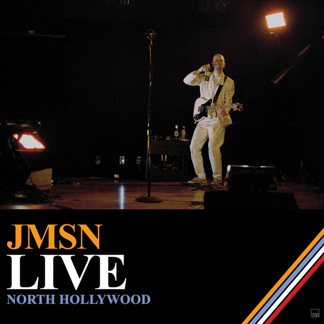 Album cover for Live North Hollywood by JMSN