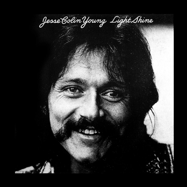 Jesse Colin Young Lightshine album cover
