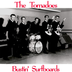 Bustin' Surfboards album