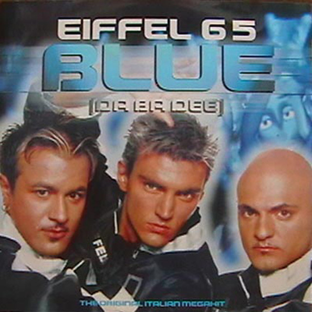 Blue (Da Ba Dee) - DJ Ponte Ice Pop Mix
