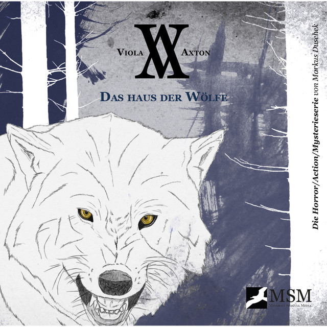 Folge 4: Das Haus der Wölfe Cover