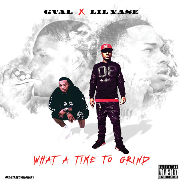 What a Time to Grind - EP