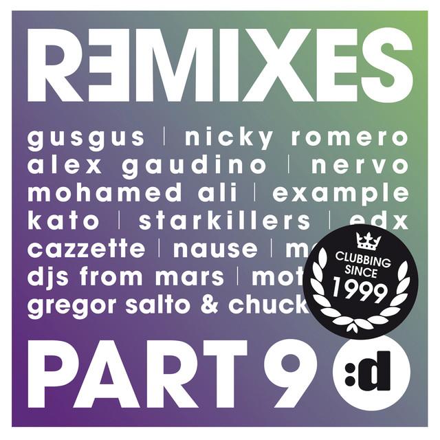 Ziggy & Carlo Astuti & Matthew LeFace - disco:wax Presents: Remixes Part 9