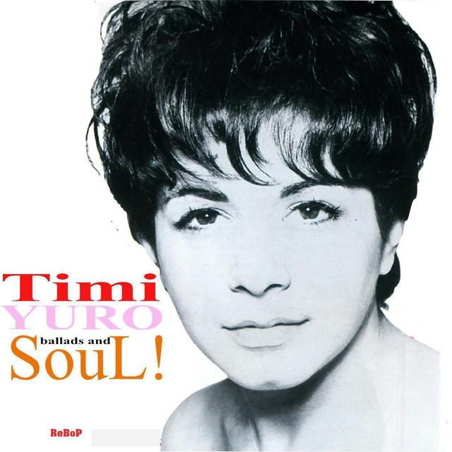 Timi Yuro Ballads and Soul! album cover