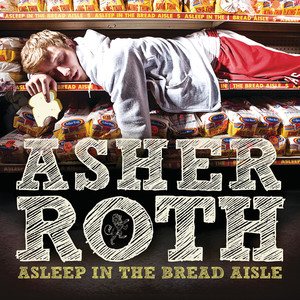 Asher Roth, New Kingdom, Busta Rhymes Lion's Roar cover