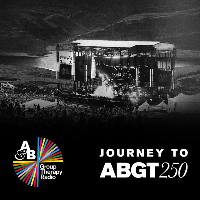 Album cover for Journey To ABGT250 by Above & Beyond