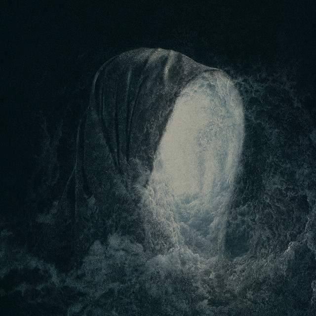 Album cover for Devouring Radiant Light by Skeletonwitch