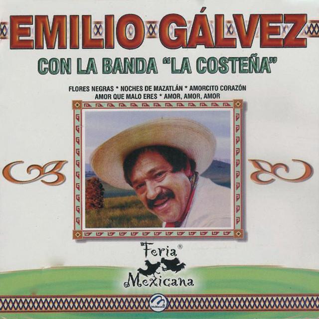 Emilio Galvez Con la Banda la Costeña