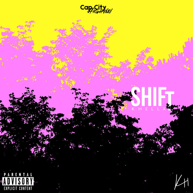 Album cover for Shift by K Hella