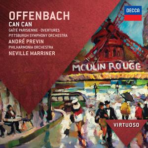 Offenbach: Can Can; Gaité Parisienne; Overtures album