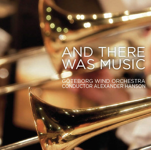 Hoagy Carmichael, Sammy Nestico, Göteborg Wind Orchestra, Alexander Hanson Stardust cover