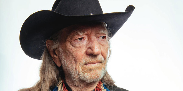 Willie Nelson Pages cover