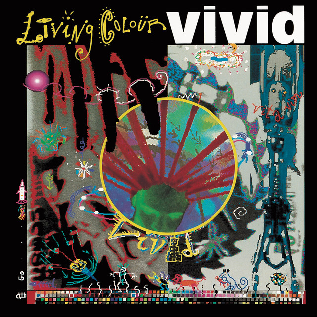 Living Colour album cover