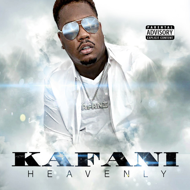 Album cover for Heavenly by Kafani