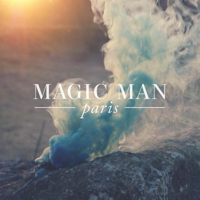 Magic Man Paris album cover