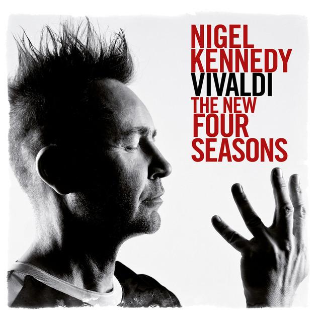 Vivaldi: The New Four Seasons Albumcover